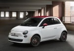 Fiat 500 Ribelle frente color blanco