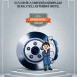 Ford anuncia el programa Balatas de por vida en México