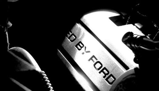 Ford motor teaser