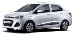 Hyundai Grand i10 Sedán 2015 para México color plata