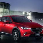 El nuevo Mazda CX-3 se presenta en el Salón de Los Ángeles