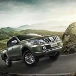 Mitsubishi presenta la nueva generación de la pick up L200