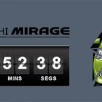 Nuevo Mitsubishi Mirage muy pronto en México