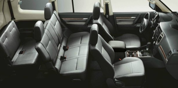 Mitsubishi Montero Limited 2015