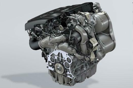 Motor 2.0 TDI 270CV