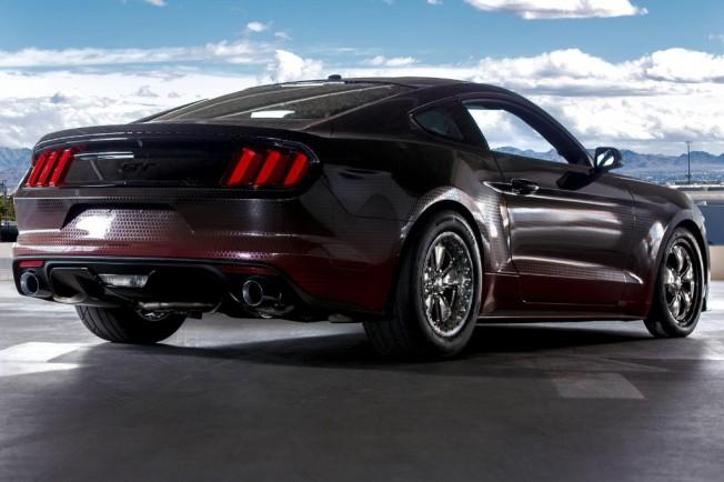 Mustang King Cobra 2015