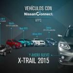 Nissan integra nuevas aplicaciones a NissanConnect