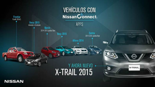 NissanConnect Apps
