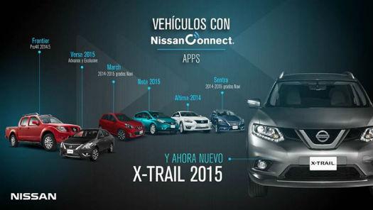 NissanConnect Apps