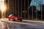Nuevo Mazda6 actualización color rojo parado