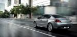 Peugeot 508 2015 en México en movimiento