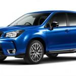 Subaru Forester tS edición limitada es presentado