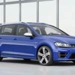 El nuevo Volkswagen Golf R Variant es revelado