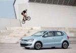 Volkswagen Polo 1.0 Bluemotion de perfil