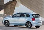 Volkswagen Polo 1.0 Bluemotion parte posterior de cerca
