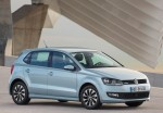 Volkswagen Polo 1.0 Bluemotion parte frontal