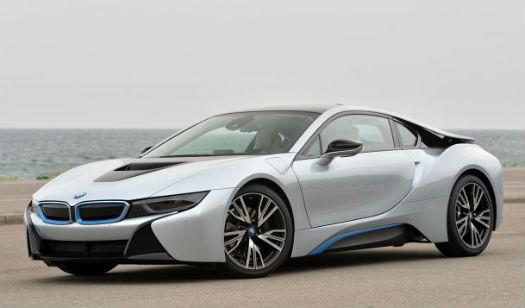 BMW i8 Auto del Año 2014