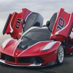 Ferrari presenta el potente FXX K, versión de pista de LaFerrari
