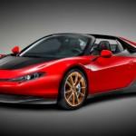 Nuevo Ferrari Sergio edición limitada es presentado