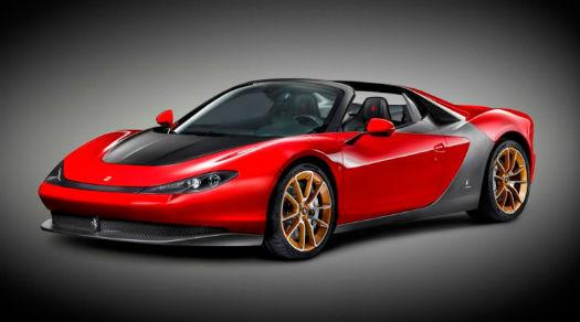 Ferrari Sergio Pininfarina