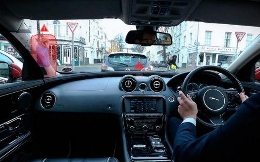 Jaguar y Land Rover seguridad 360 grados