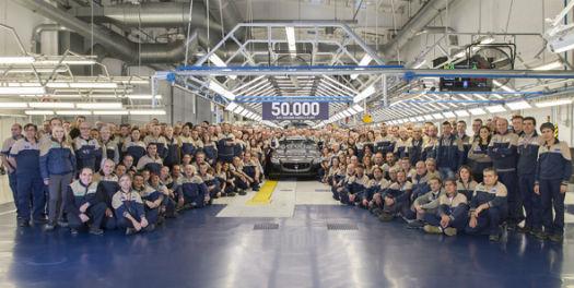 Maserati unidad 50000