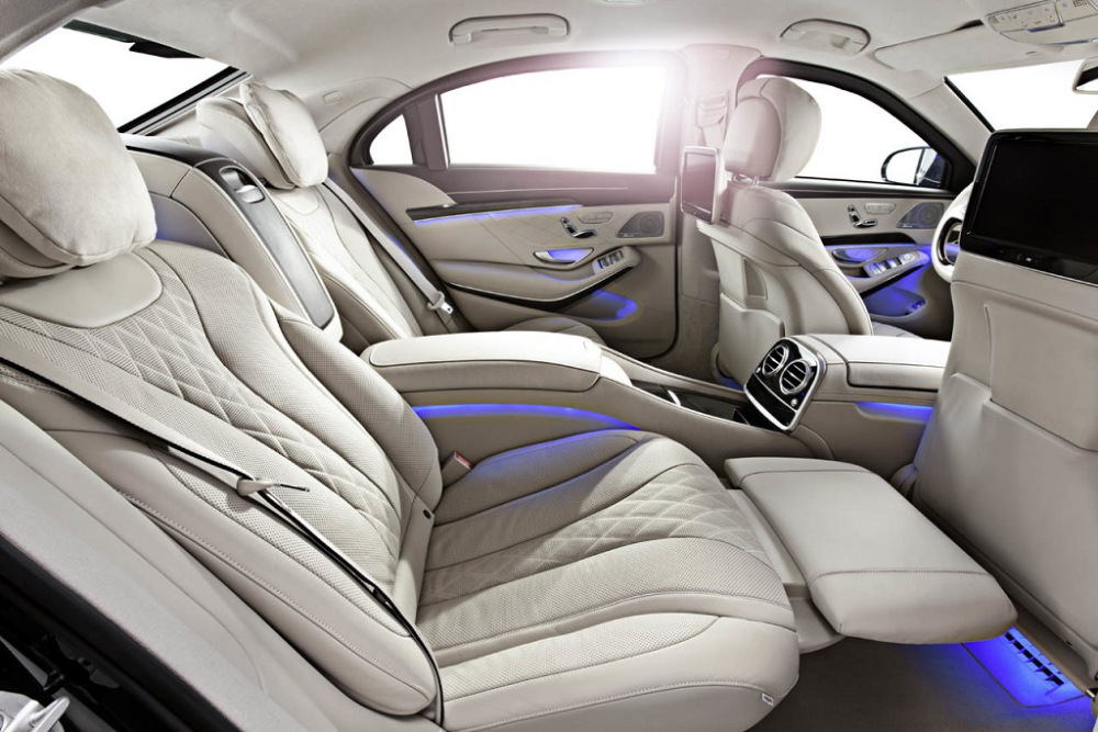 Mercedes-Benz S 600 L Guard 2015
