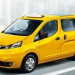 Nissan Taxi NV200 llega a Japón