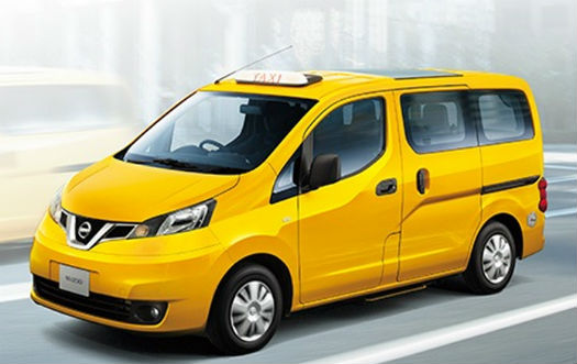 Nissan Taxi NV200