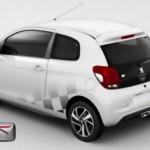 El nuevo Peugeot 108 Line S es presentado