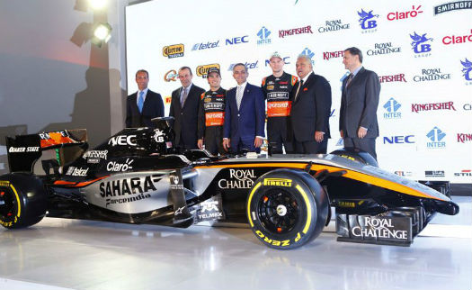 Auto Force India 2015