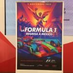 Póster Gran Premio de México Fórmula 1 2015