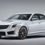 Cadillac presenta el CTS-V 2016, el más potente de la historia