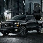 Chevrolet Silverado Midnight 2015 edición especial es presentada
