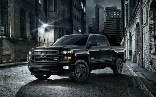 Chevrolet Silverado Midnight 2015