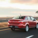 Dodge Vision 2016 vista posterior