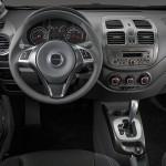 Dodge Vision 2016 interior