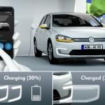 e-golf Intelligent Charge