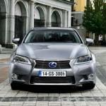 Lexus GS 300h es premiado como el auto más ecológico de su segmento