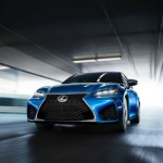 Nuevo Lexus GS F es revelado