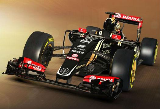 Lotus F1 E23 Hybrid