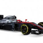 McLaren MP4-30 Fórmula 1 2015