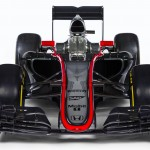 McLaren MP4-30 Fórmula 1 2015 frontal