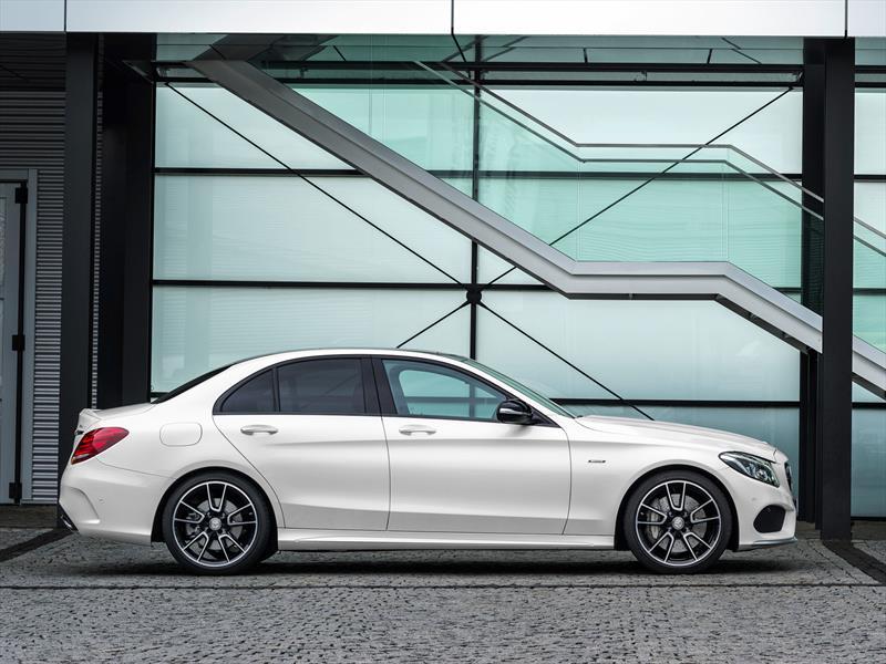 Mercedes-AMG C450 Sport 2016