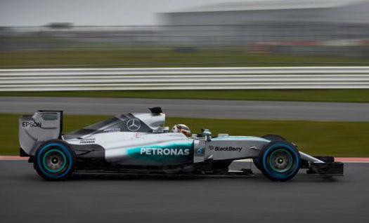 Mercedes W06 Fórmula 1 2015