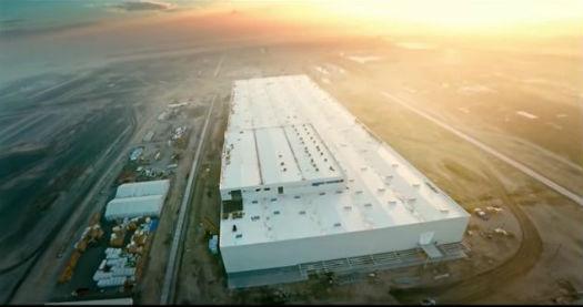 Planta Audi en San Jose Chiapa