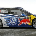VW Polo R WRC 2015