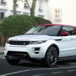 Range Rover Evoque British edición limitada es presentada