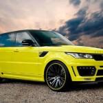 Range Rover Sport Aspire Design es presentado