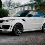 Range Rover Sport Aspire Design
